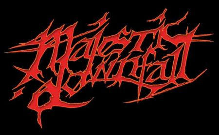 Majestic Downfall - Logo