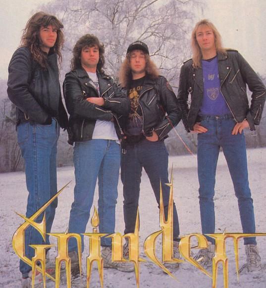 Grinder - Photo
