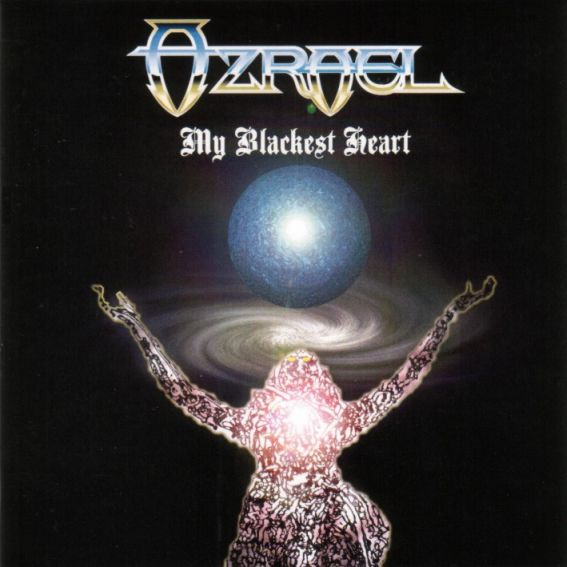 Azrael (Jpn)   My Blackest Heart EP (2006) VBR {Metal} preview 0