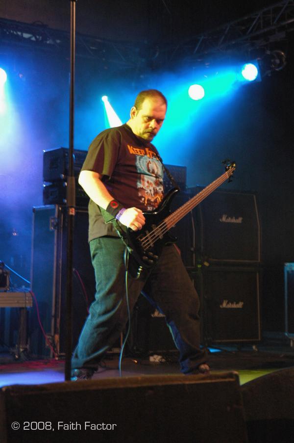 "Joe ""Slayer of Darkness"" Manghan"