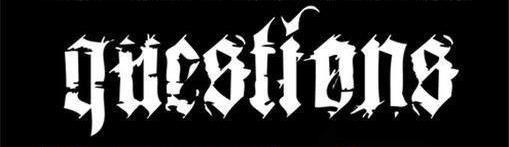 Questions - Logo