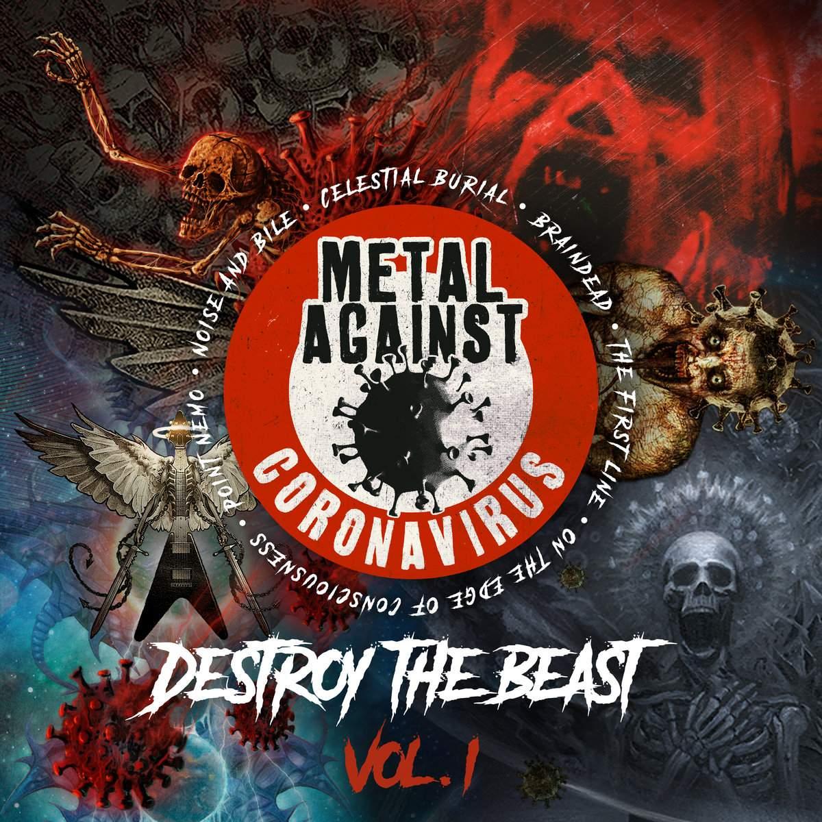 Metal Against Coronavirus - Destroy the Beast, Vol. 1