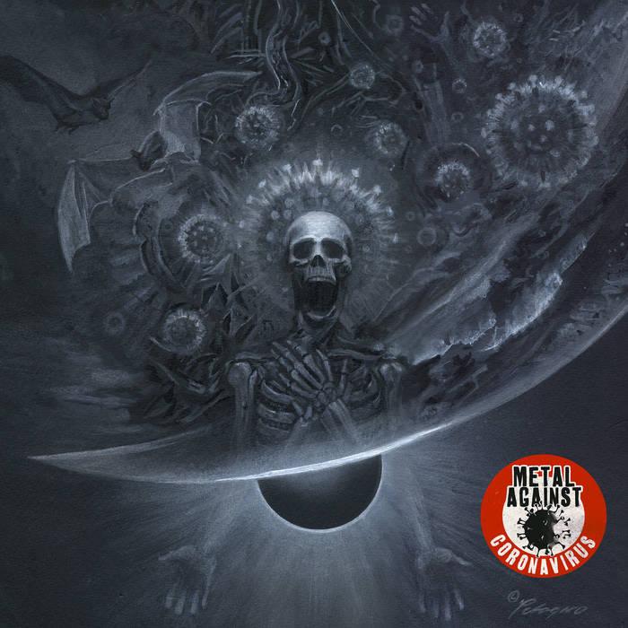 Metal Against Coronavirus - Celestial Burial