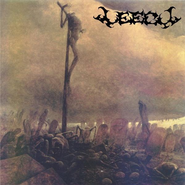 Leech - Ten Black Hymns