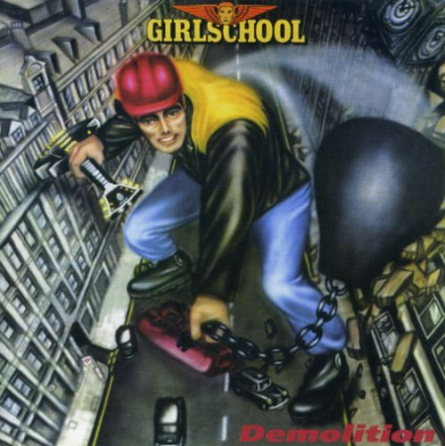 Girlschool - Demolition