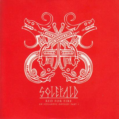 Solefald - Red for Fire: An Icelandic Odyssey Part I