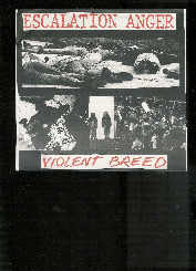 Escalation Anger - Violent Breed