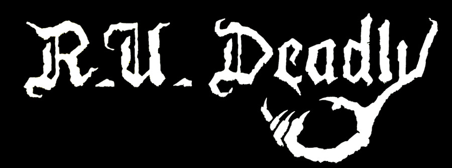R.U. Deadly - Logo