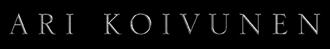 Ari Koivunen - Logo