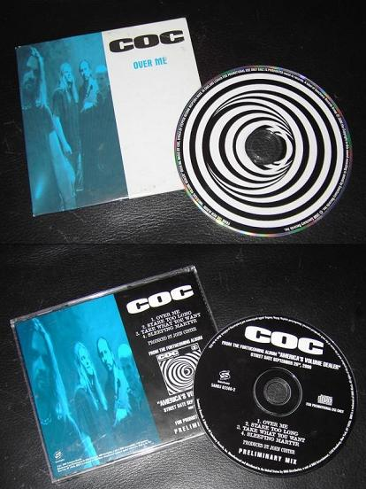 Corrosion of Conformity - Over Me