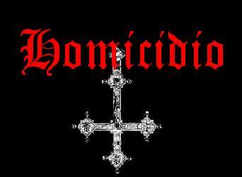 Homicidio - Logo