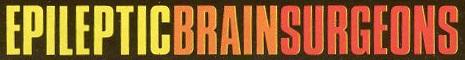 Epileptic Brain Surgeons - Logo