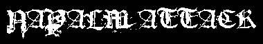 Napalm Attack - Logo