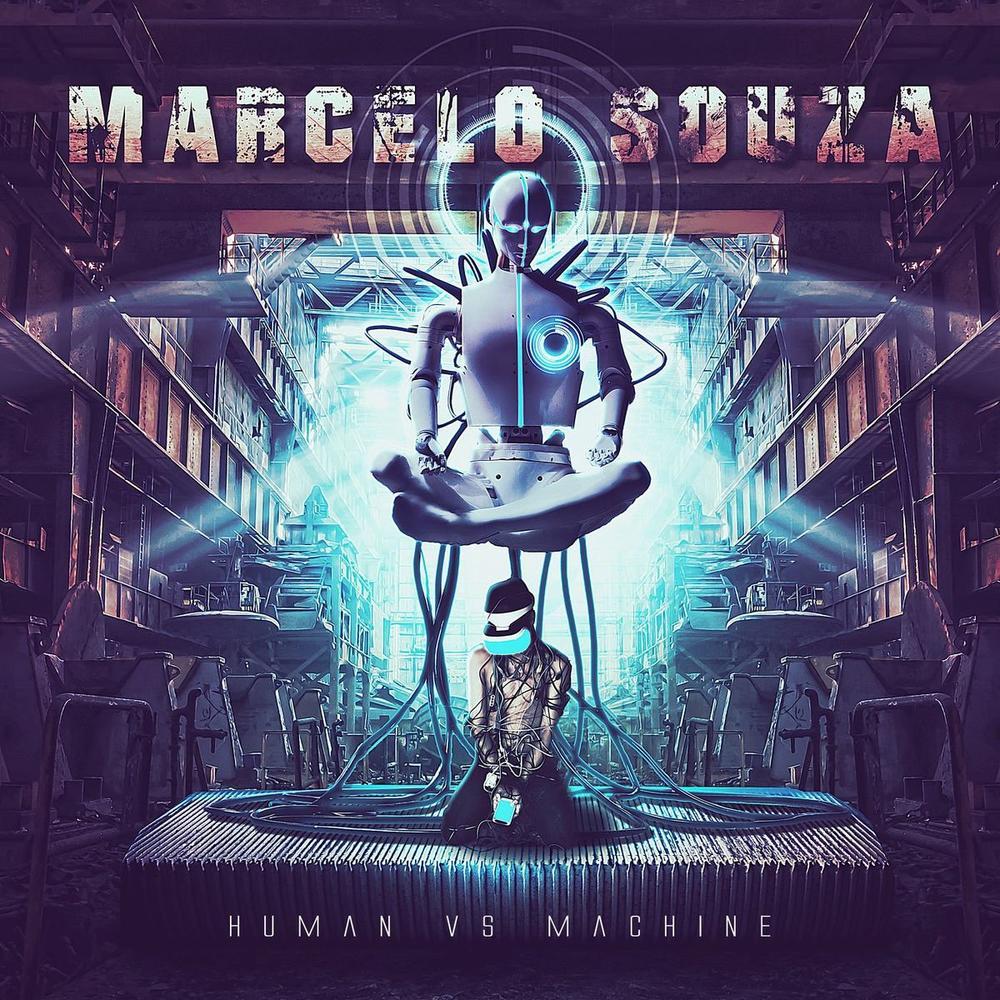 Marcelo Souza - Human vs Machine