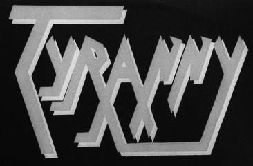 Tyranny - Logo
