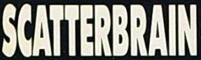 Scatterbrain - Logo
