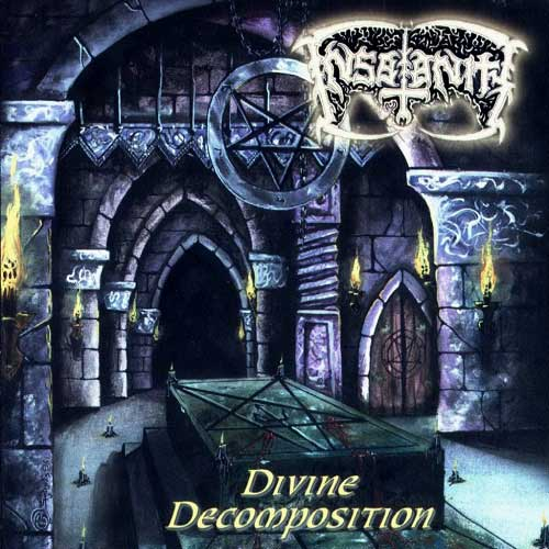 Insatanity - Divine Decomposition