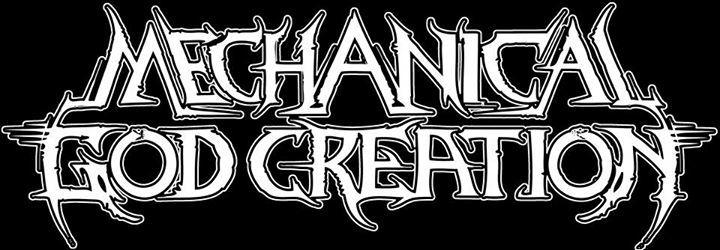 Mechanical God Creation - Logo