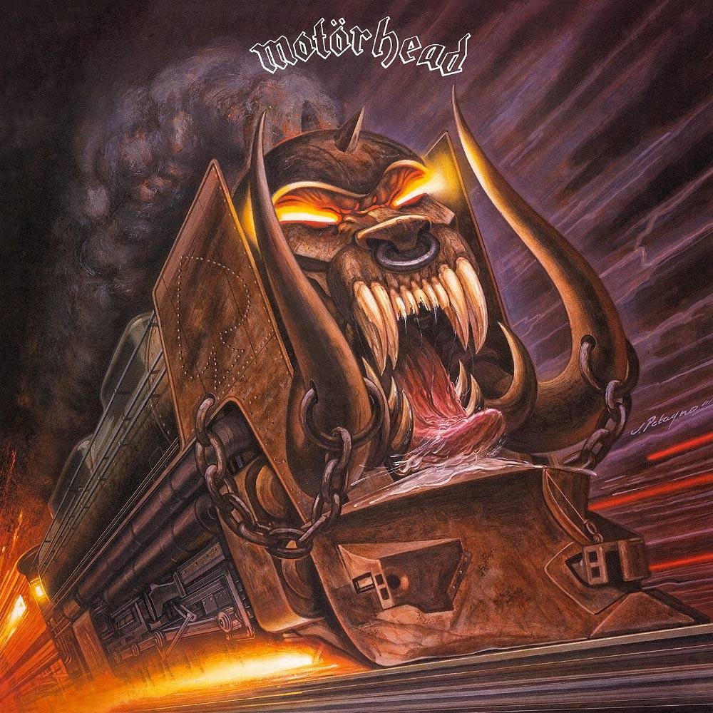 Motörhead - Orgasmatron