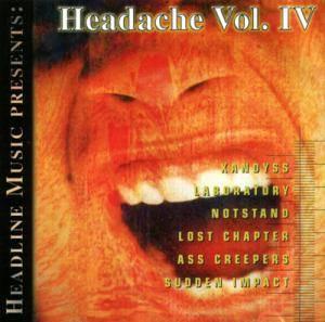Lost Chapter / Laboratory / Notstand - Headache Vol. IV