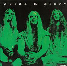 Pride & Glory - Horse Called War