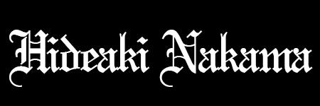 Hideaki Nakama - Logo