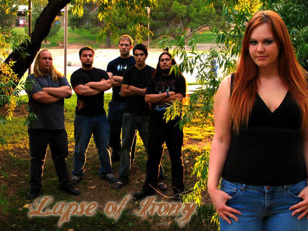 Lapse of Irony - Photo