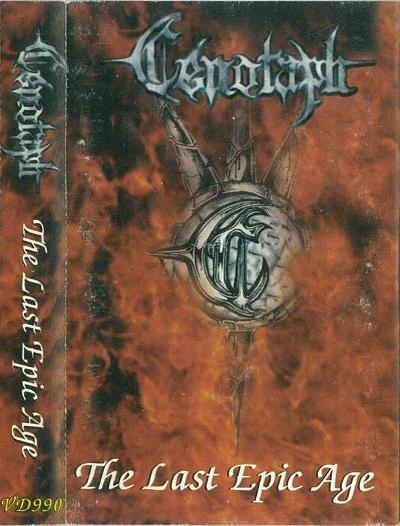 Cenotaph - The Last Epic Age