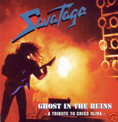 Savatage - Ghost in the Ruins: A Tribute to Criss Oliva