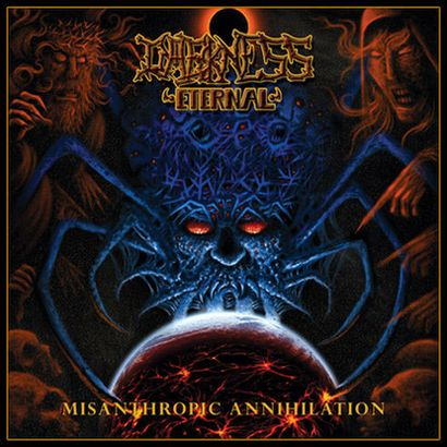Darkness Eternal - Misanthropic Annihilation
