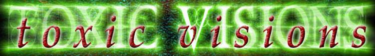 Toxic Visions - Logo