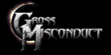 Gross Misconduct - Logo