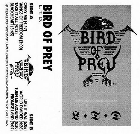 Bird of Prey - L.T.D.