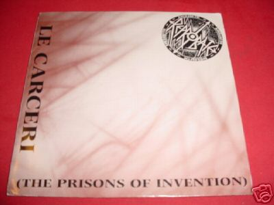 Reprobate - Le Carceri (The Prisons of Invention)
