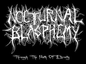 Nocturnal Blasphemy - Through the Path of Eternity
