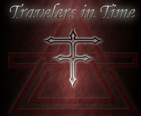 Travelers in Time - Logo