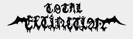 Total Extinction - Logo