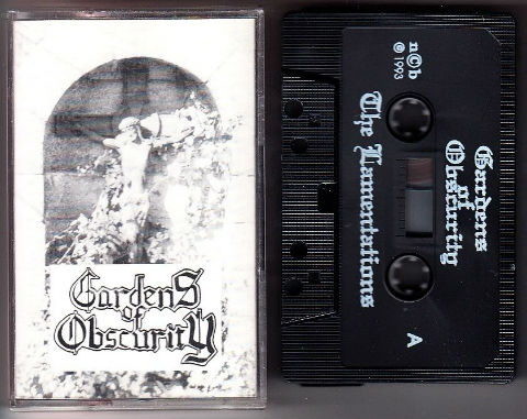 Gardens of Obscurity - The Lamentations