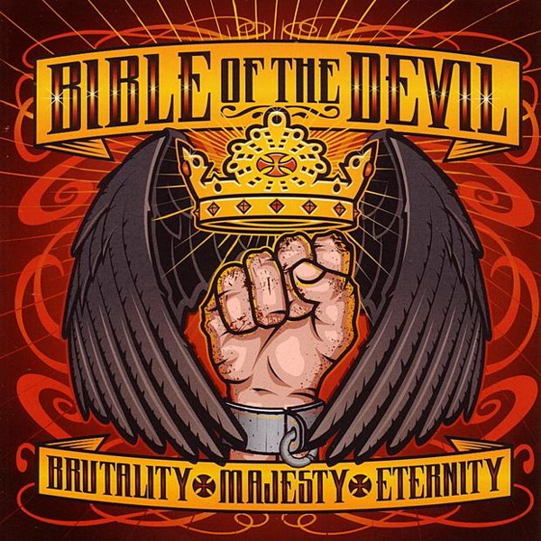 Bible of the Devil - Brutality ✠ Majesty ✠ Eternity