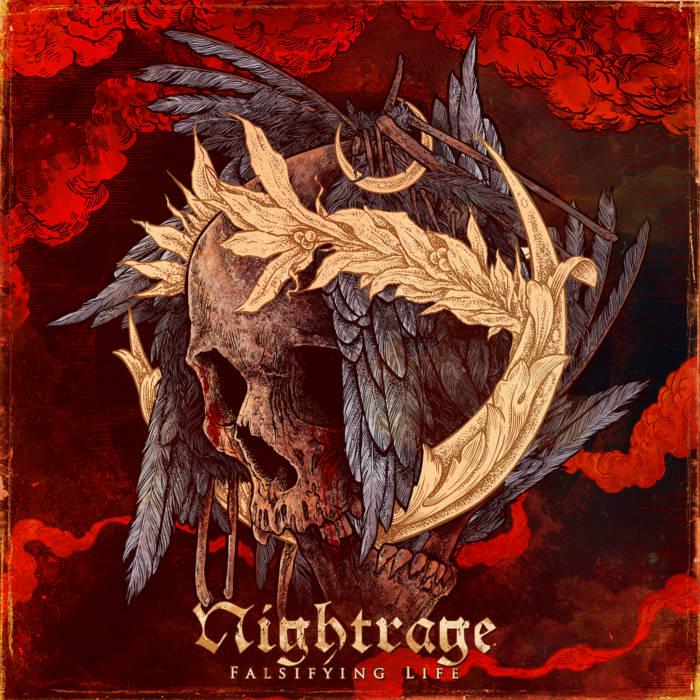 Nightrage - Falsifying Life [Single] (2021)