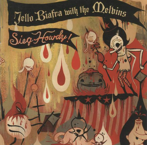 Melvins - Sieg Howdy