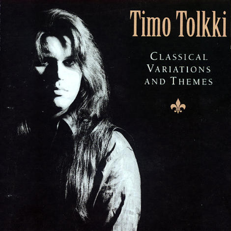 Timo Tolkki - Classical Variations and Themes