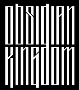 Obsidian Kingdom - Logo