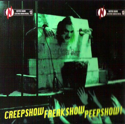 Notre Dame - Creepshow Freakshow Peepshow