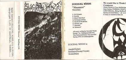 Suicidal Winds - Massacre