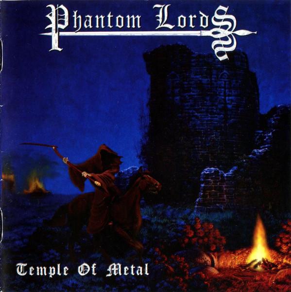 Phantom Lords - Temple of Metal