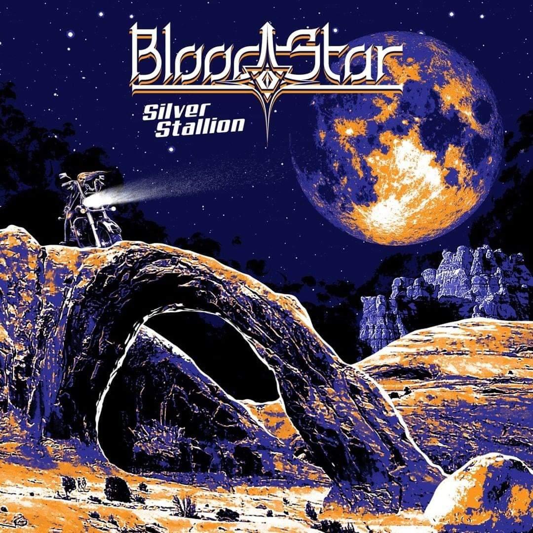Blood Star - Silver Stallion