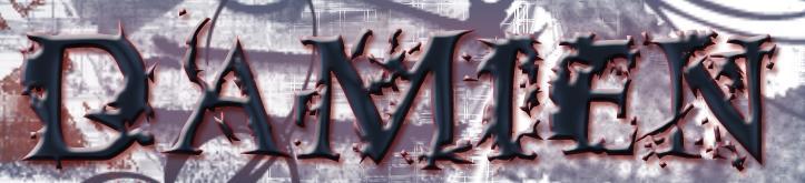 Damien - Logo