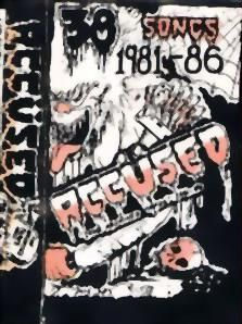 The Accüsed - Archive Tapes 1981-86