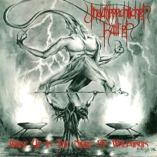 Unaussprechlichen Kulten - Wake Up in the Night of Walpurgis